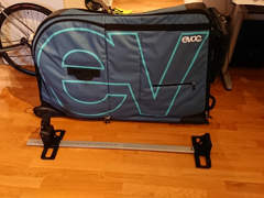 7568 Biketravel Bag Evoc incl. Bikestand