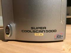 7828 Nikon Coolscan 5000 + Negativeinzug
