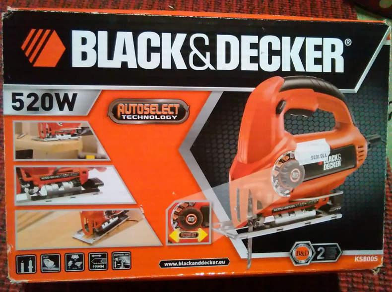 7832 Stichsäge Black&Decker