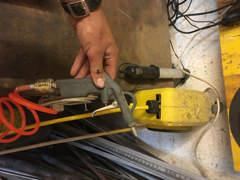 7891 Luftdruck kompressor