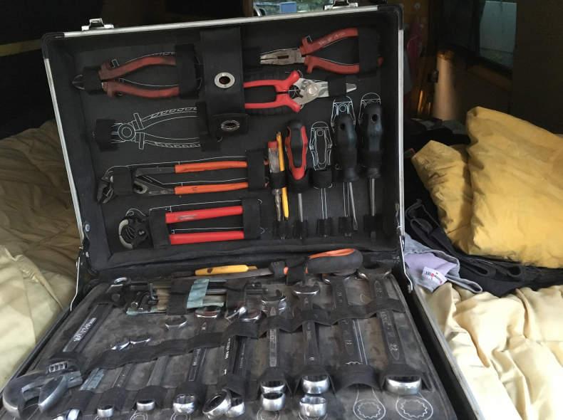 7914 Werkzeugkoffer