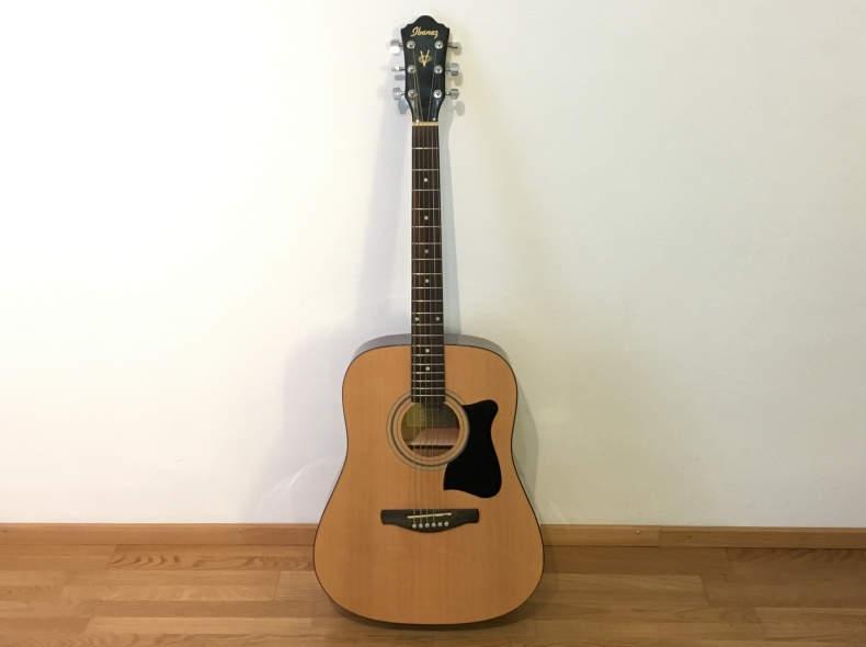 7950 Gitarre 4/4 mit Einsteiger-Set