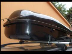 7996 Dachbox Thulebox Gepäckbox Skibox