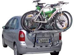 7997 Veloträger Fahrradträger Heckträger
