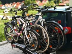 8012 Fahrradträger bis 4 Fahrräder