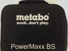 8014 Akku - Bohrschrauber Metabo 4 Ah