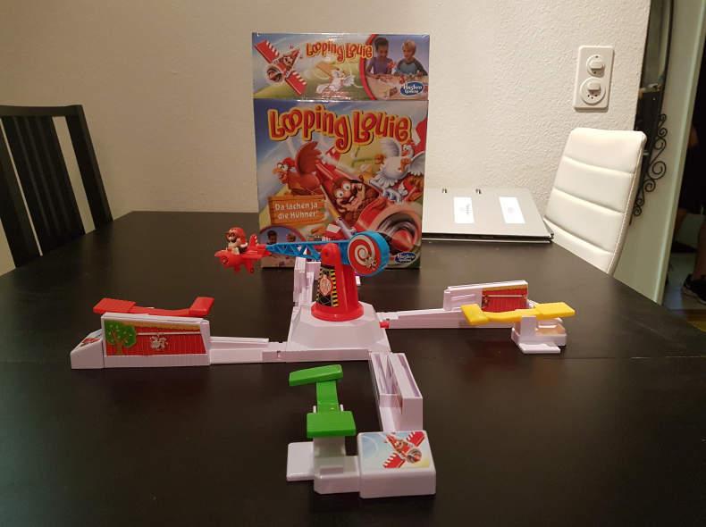 8029 Gesellscharftsspiel Looping-louie