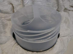 8051 Kuchen/-Tortentransport Behälter