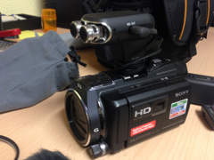 8067 Camcorder Sony HDR - PJ810