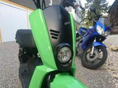 8111 Roller 45km/h Kat.A1- 45km/h    4T