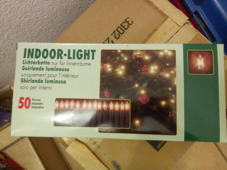 8146 Lichterkette indoor 12 Meter