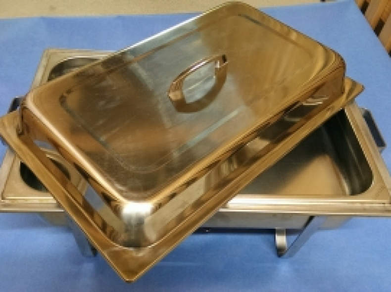 8150 Chafing Dish / Speisewärmer