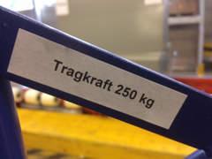 8291 Treppenroller, Treppensackkarre