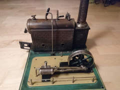 8320 Dampfmaschine Modell