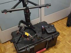 8347 Ronin 3-Achsen Kamera Gimbal