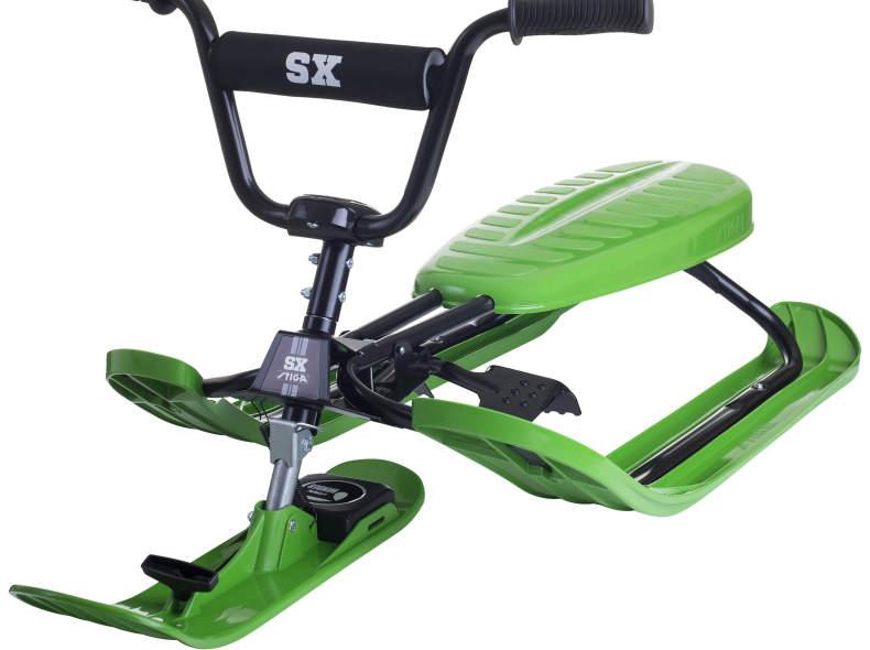 8387 Schlitten Stiga SX Snowracer SkiBob
