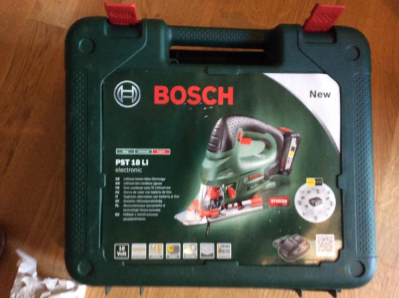 8393 Stichsäge Akku Bosch