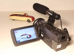 2861 HD Videokamera Camcorder Filmkamera