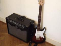 8415 E Gitarren Set