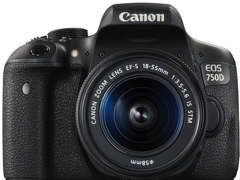 8424 CANON EOS 750D + 3 Objektive
