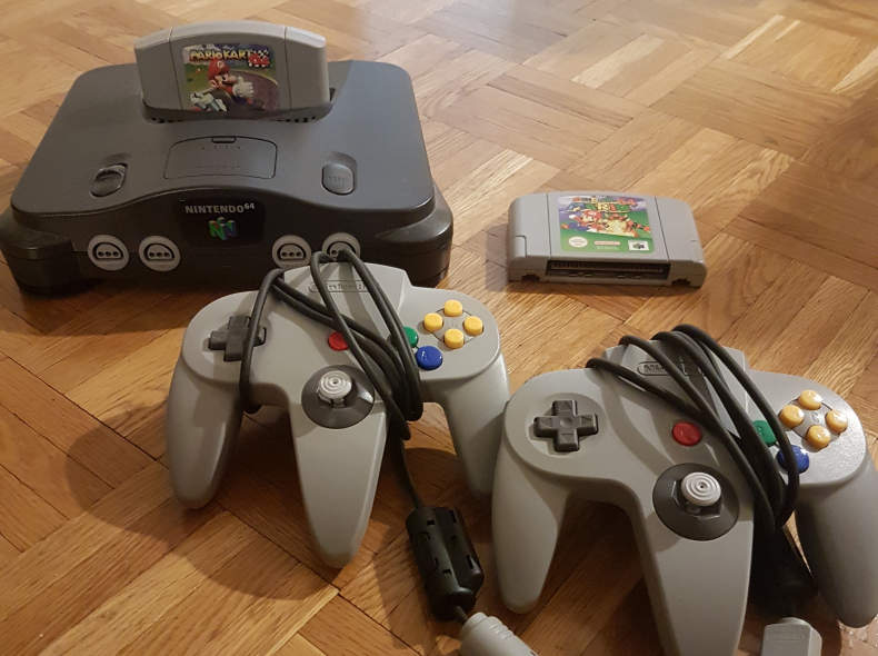 8482 Nintendo 64