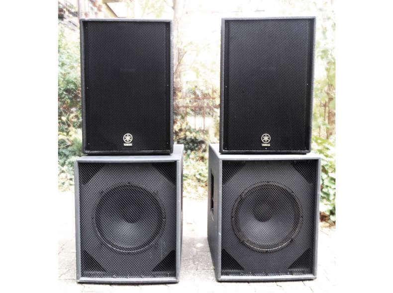 8486 Musikanlage PA Soundanlage