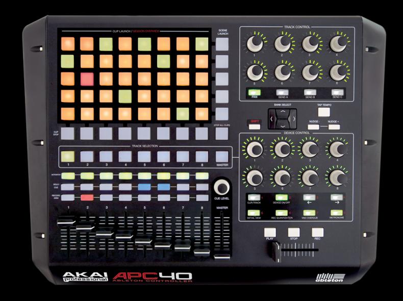 8500 Akai Pro APC40 Ableton Controller