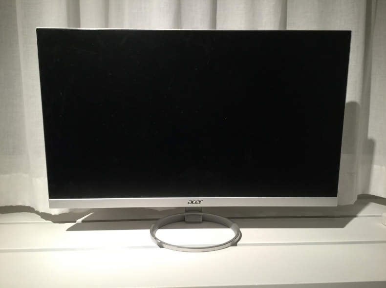 8501 Acer Monitor H277H