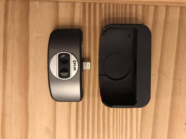 8525 Thermographie Kamera für iPhone