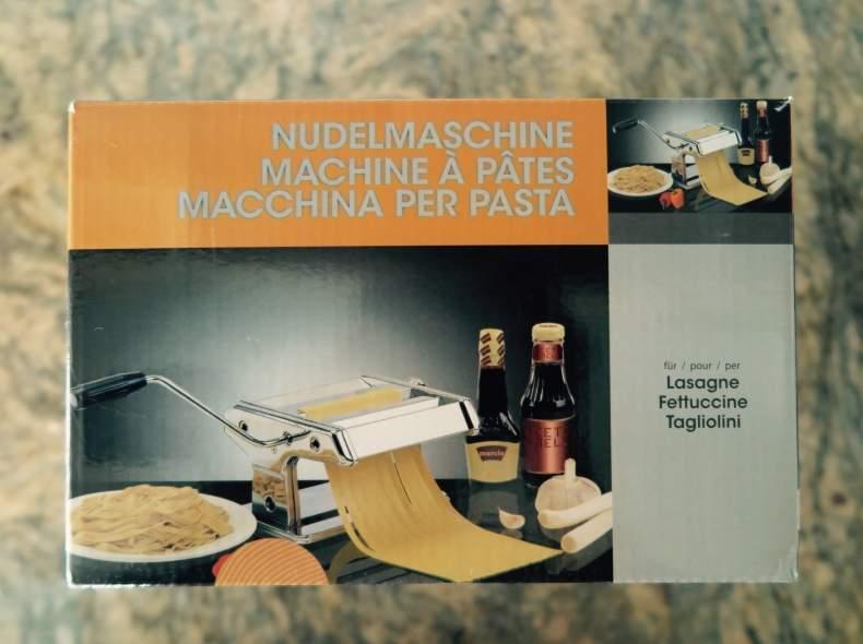 8542 Pasta- / Nudelmaschine