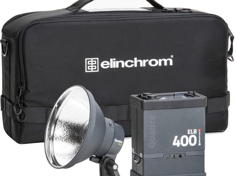 8661 Elinchrom ELB 400 Blitzsystem