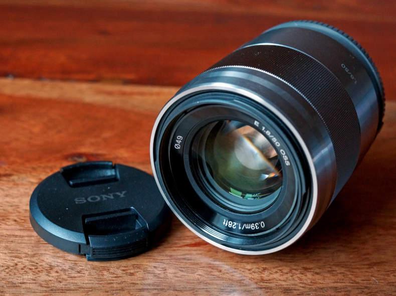 8683 Sony FE1.8 / 50 Objektiv