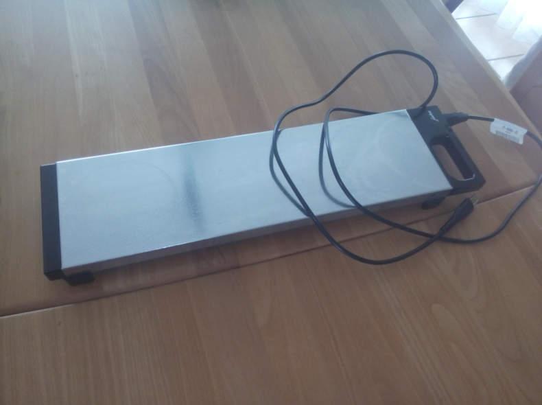 8829 Wärmeplatte elektrisch Jura