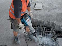 8841 schwerer Abbruchhammer Bosch GSH 27