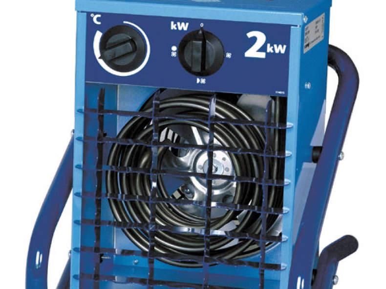 8904 ToolAir Elektroheizgebläse LH-2000