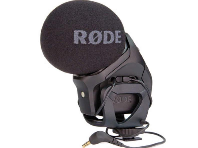 8926 RØDE Stereo VideoMic Pro