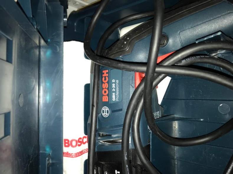8969 Schlagbohrmaschine Bosch GBH2-20D