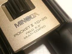 8978 Fernglas Minolta 10x25