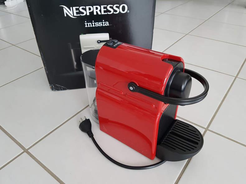 8984 NESPESSO INISSIA - Kaffeem. Nr. 1