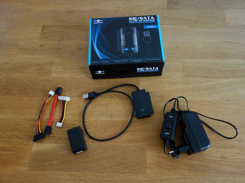 9008 SATA/IDE zu USB3.0 Adapter