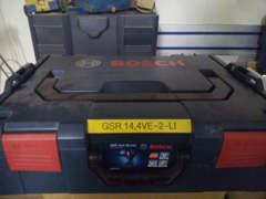 9010 Akkuschrauber Bosch GSR 14,4VE-2-LI