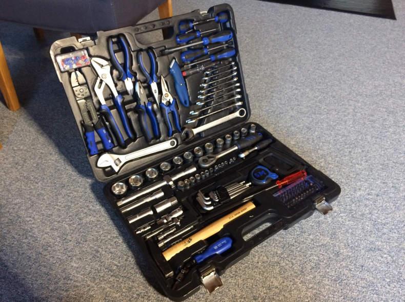 9036 Werkzeugkoffer