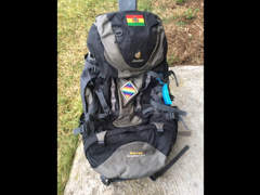 9038 Reise- / Trekkingrucksack, 60+15l