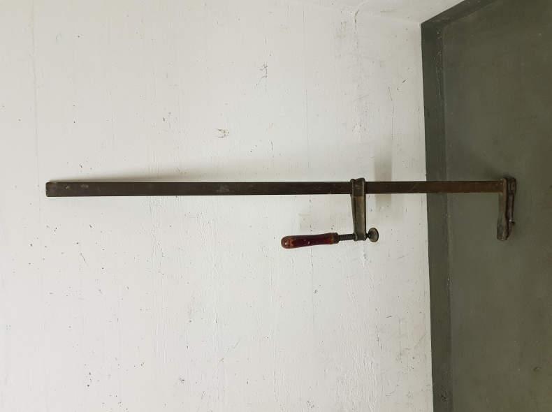 9048 Schraubzwinge 120 cm
