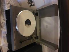 9071 Plattenspieler und Stereoanlage