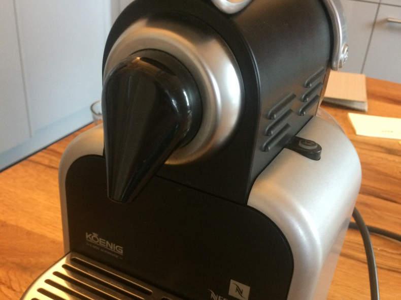 9084 Kaffeemaschine
