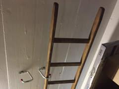 9093 Leiter aus Holz