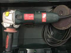 9115 Winkelschleifer Metabo 9-125 Quick