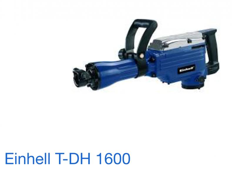 9135 Einhell Bohrhammer 1600