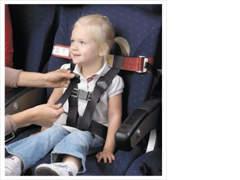 9155 Cares Kids fly Safe fürs Flugzeug